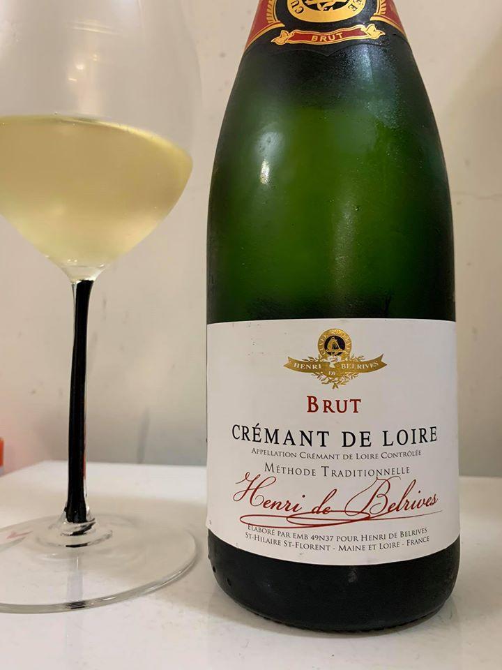 家樂福禾法頌羅亞爾河氣泡 Henri De Belrives Cremant de Loire Methode Traditional Brut