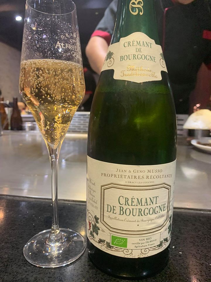 勃根地有機氣泡酒 Burgundy Cremant