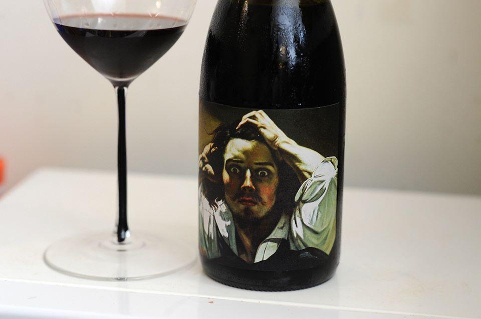 Gustave Courbet Shiraz 2001