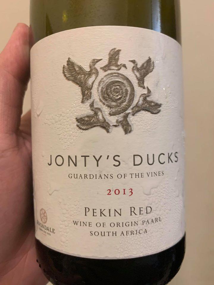 Jonty's Ducks