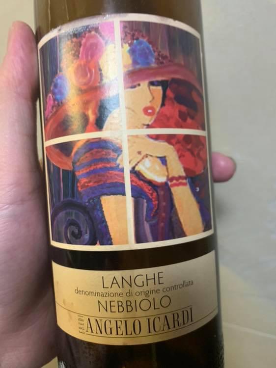 Angelo Icardi Langhe Nebbiolo