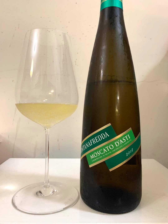 Fontanafredda Moscato D'Asti