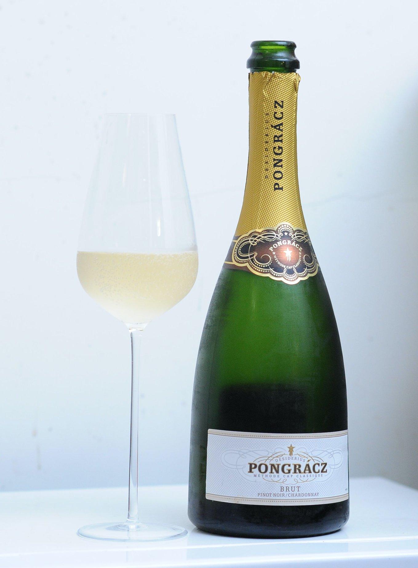 Méthode Cap Classique Pinot Noir - Chardonnay Brut
