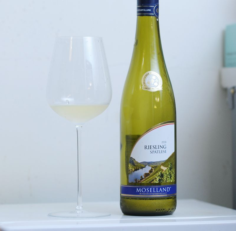Moselland Riesling Spatlese