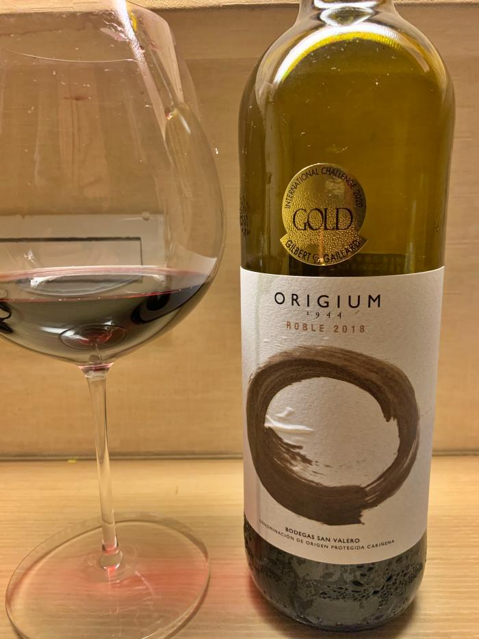 Origium Roble 2018