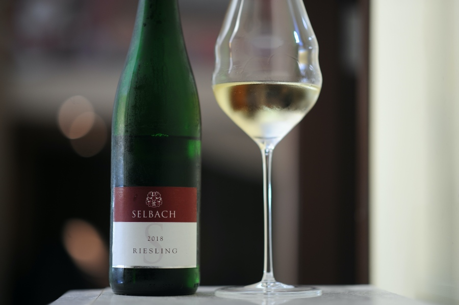 Selbach-Oster Riesling 紅標