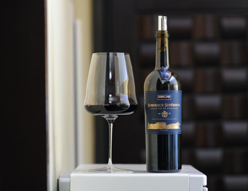 Kirkland Signature Bordeaux Superieur