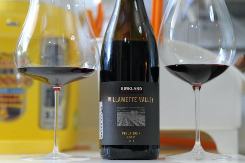 Kirkland Signature Willamette Valley Pinot Noir