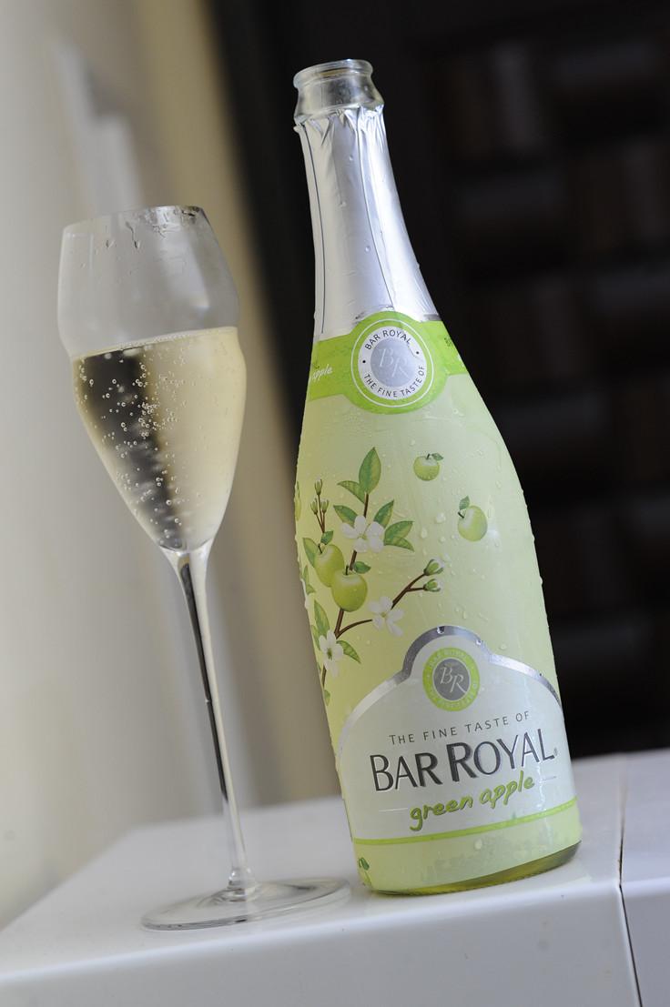 Bar Royal 青蘋果氣泡酒