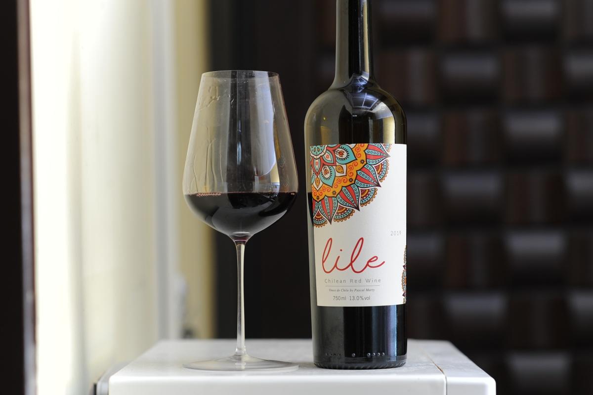 Lile 智利麗萊紅酒