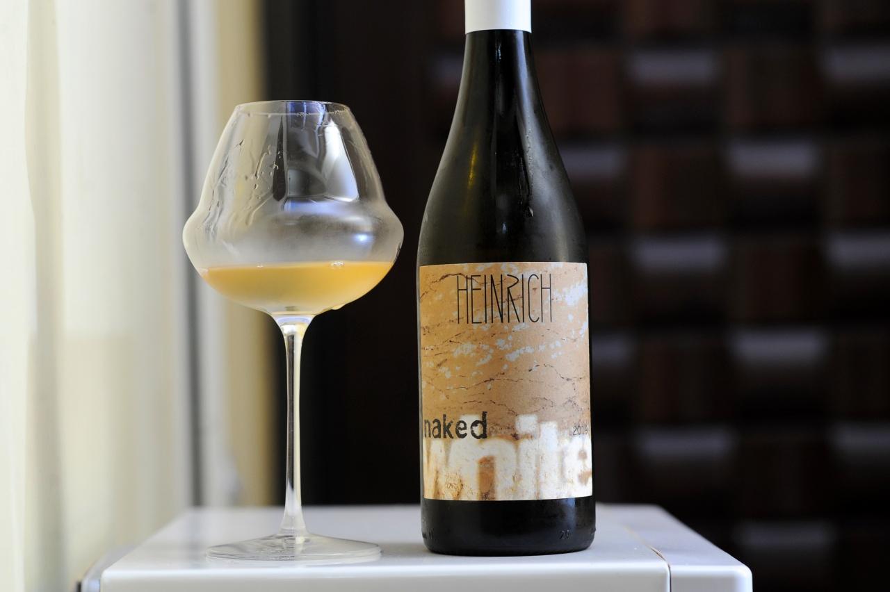 海維克酒莊〈裸〉混釀白葡萄酒