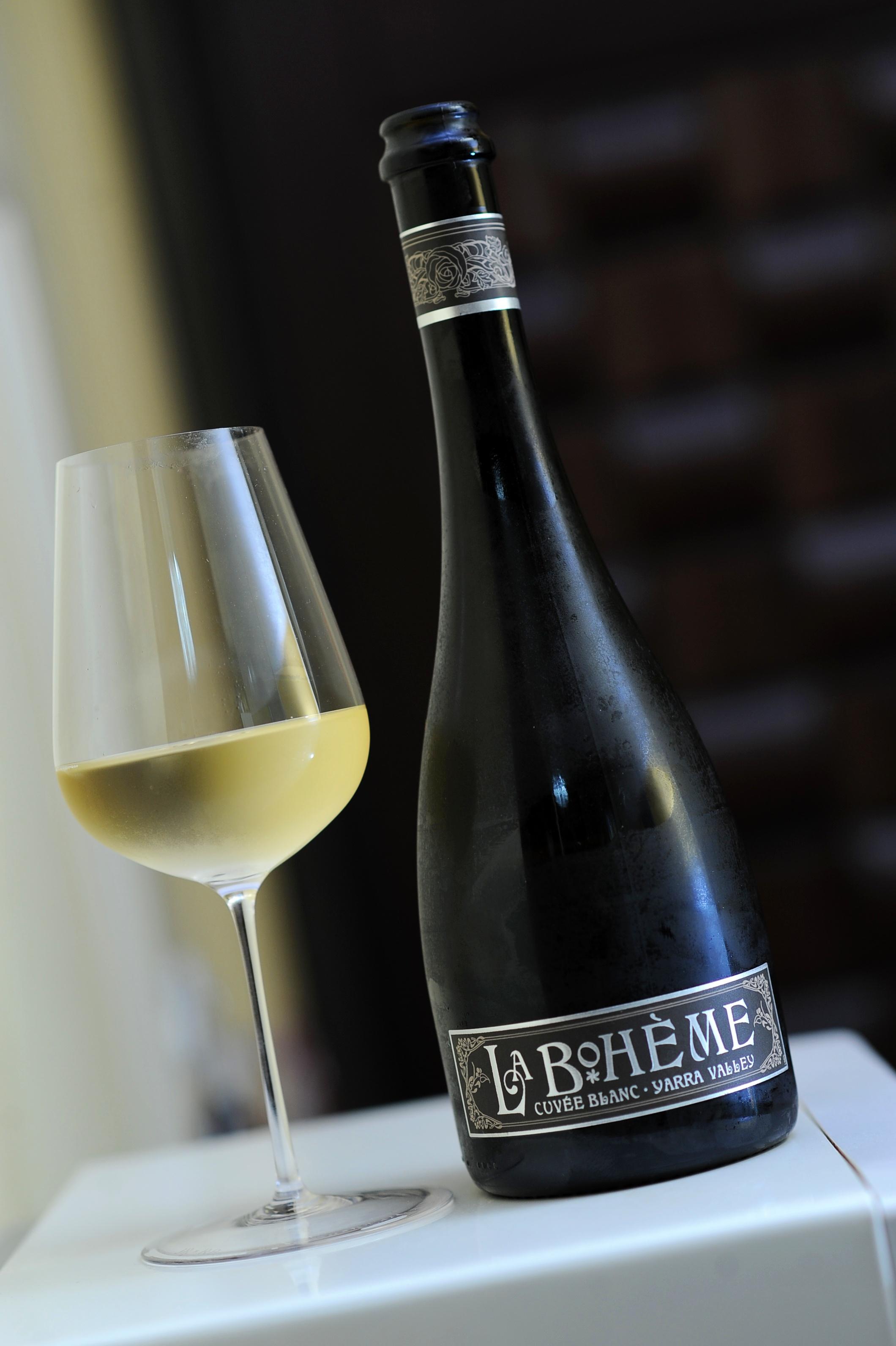La Bohème Cuvée Blanc